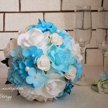 Свадебный букет невесты 5
