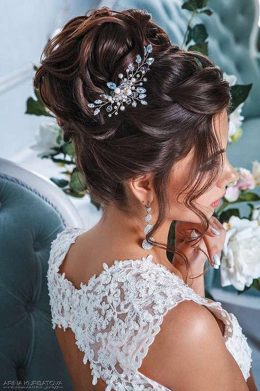 Фото 16251742 в коллекции Украшения на невестах - Магазин свадебных украшений Арины Курбатовой