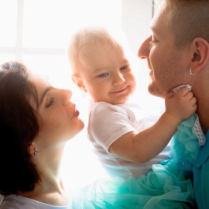 Семейная съёмка - пакет Standart