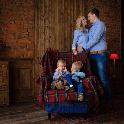 Семейная съёмка - пакет Maximum