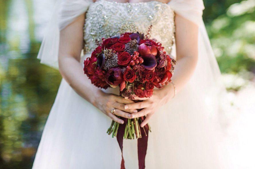 Фото 16314334 в коллекции Букет невесты - Svodba - студия декора и флористики