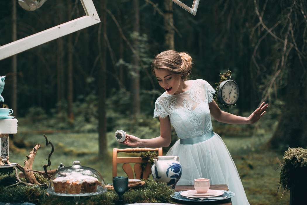 Фото 16286386 в коллекции Alice in Wonderland - Свадебное агентство VZAIMNO
