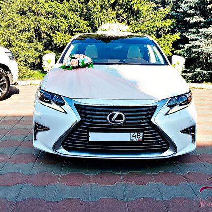 Аренда авто Lexus ES F-Sport