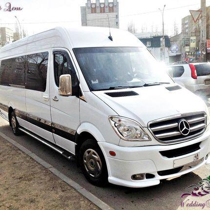Mercedes-Benz Sprinter VIP в аренду