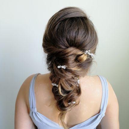 Причёска для фотосессий