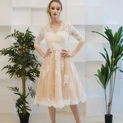Короткие платье