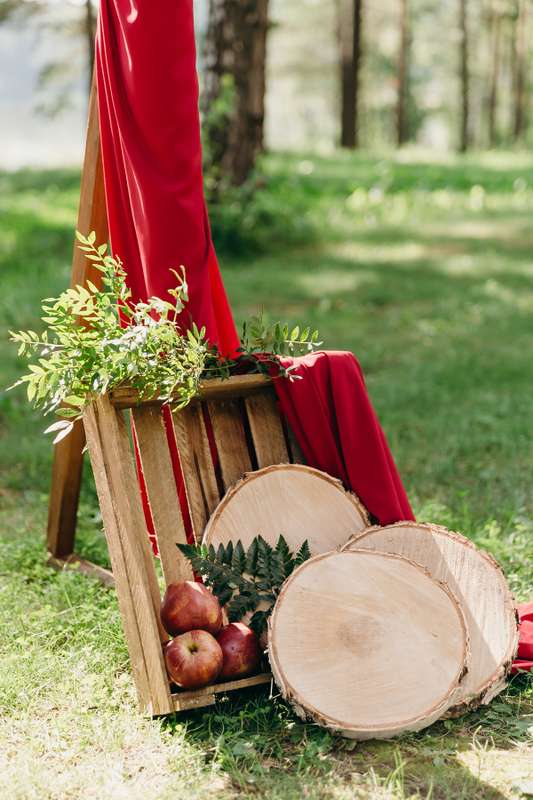 Фото 16353822 в коллекции Июльская свадьба - Marsala Decorations - оформление событий