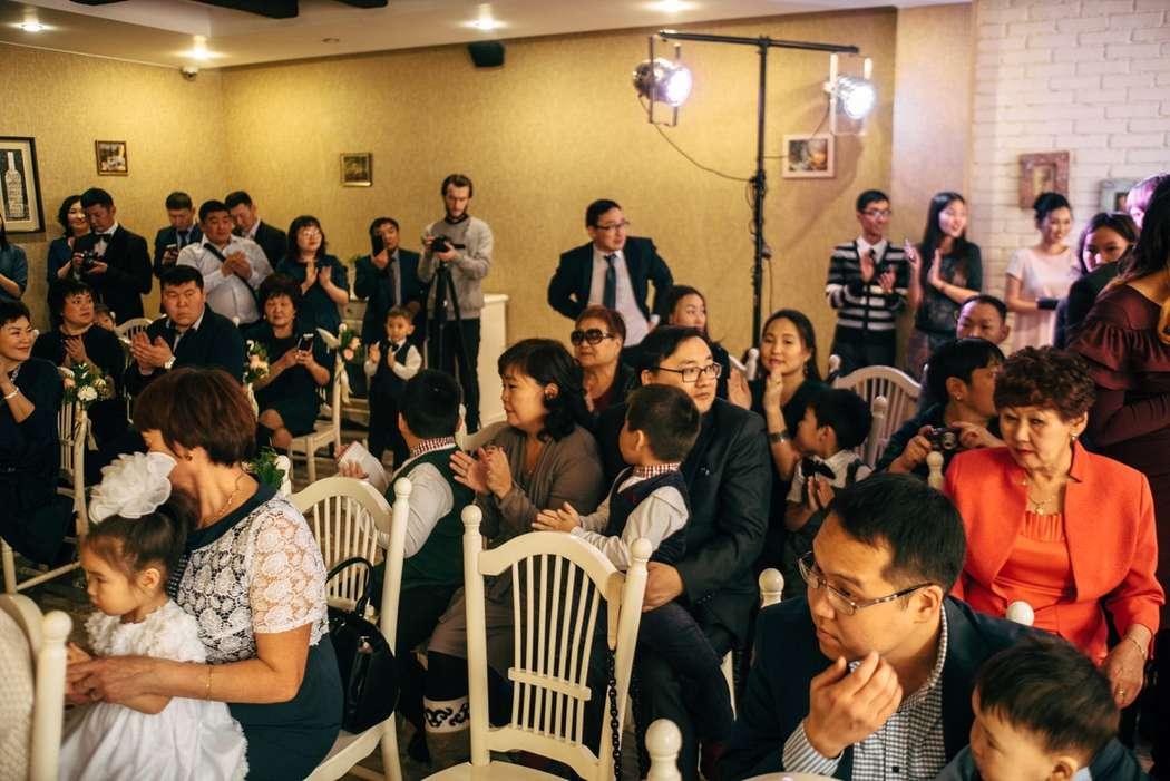 """Фото 16396608 в коллекции 19.11.16 Сергей и Екатерина - Event studio """"Art wedding"""""""