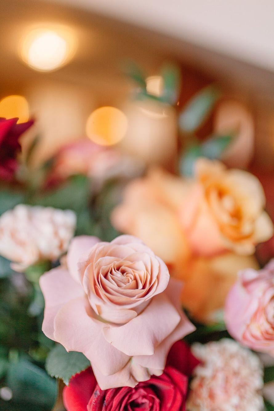 Фото 16456920 в коллекции 23/09/17 . Мягкость теплых осенних красок - Евгения Лебедева - оформление и декор свадьбы