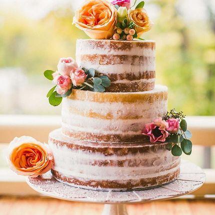 Свадебный торт - кэнди-бар