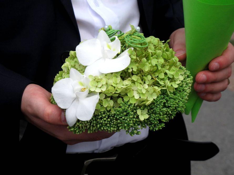 Подушечки для колец из растительных материалов