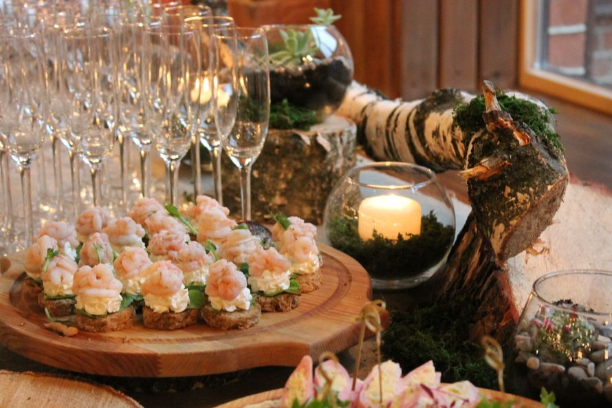 фуршетный стол - фото 16582522 Wed Magic - студия декора и флористики