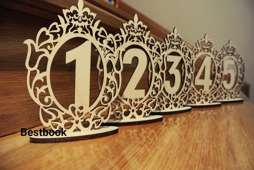 Фото 17187034 в коллекции Декор для оформления свадьбы - Bestbook - мастерская аксессуаров
