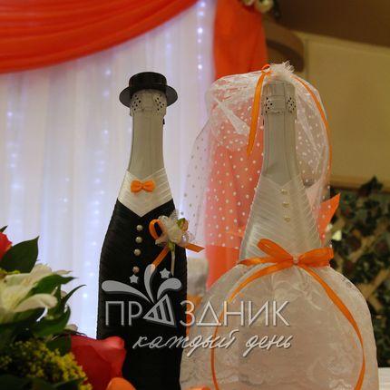 """Шампанское """"Жених и невеста"""""""