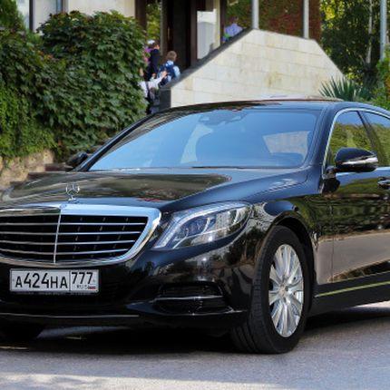 Аренда VIP авто с водителем