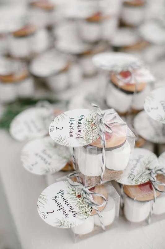 Фото 16674112 в коллекции Свадьба Кати и Димы 27 января 2019 Дом у Озера - Pushkareva еvent - организация праздника