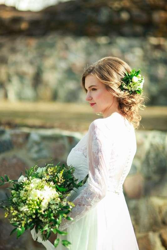 Фото 16696290 в коллекции Свадебные и вечерние образы - Визажист Муратова Юлия