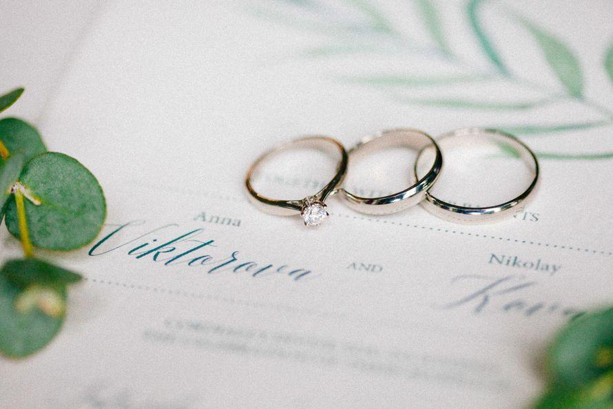 """Фото 16695530 в коллекции Портфолио - """"Платиnor"""" - кольца из платины и палладия"""