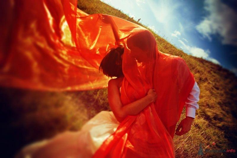 Фото 58012 в коллекции Моя оранжевая свадьба
