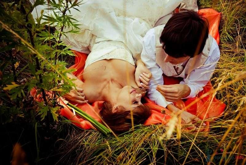 Фото 58057 в коллекции Моя оранжевая свадьба - yanechka