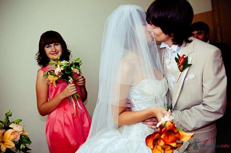 Фото 61743 в коллекции Моя оранжевая свадьба - yanechka