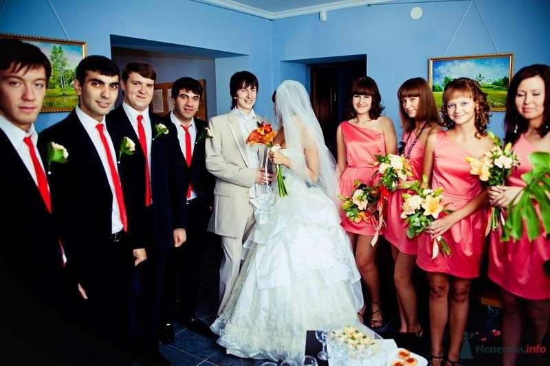 Фото 61744 в коллекции Моя оранжевая свадьба - yanechka