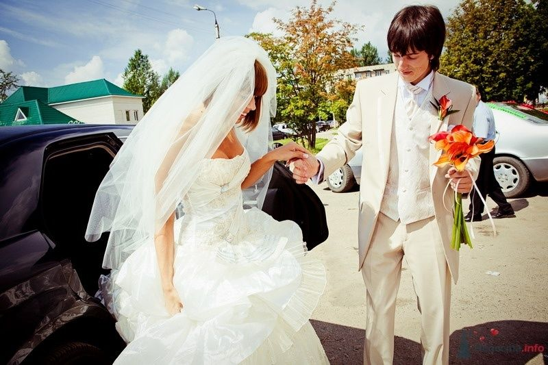 Фото 61769 в коллекции Моя оранжевая свадьба - yanechka
