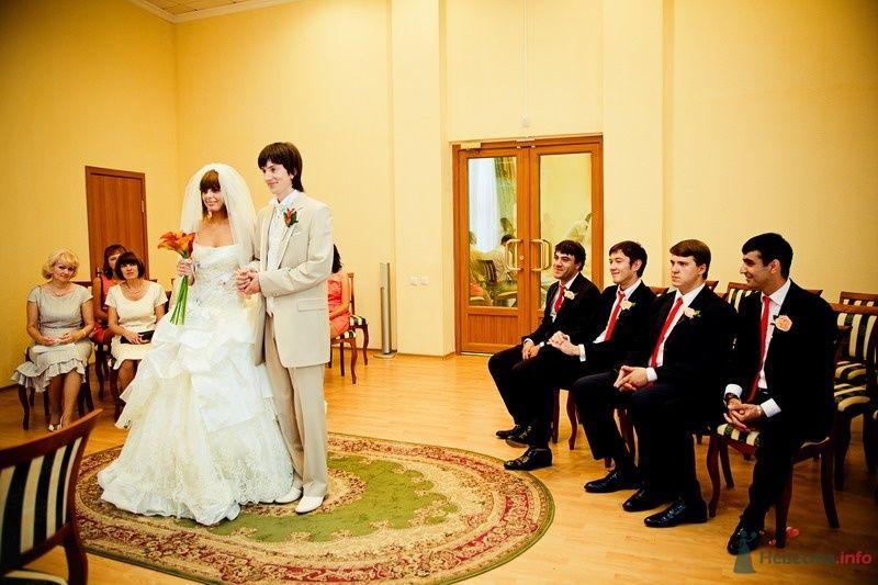 Фото 61792 в коллекции Моя оранжевая свадьба