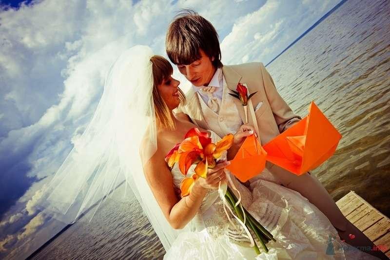 Фото 61895 в коллекции Моя оранжевая свадьба - yanechka
