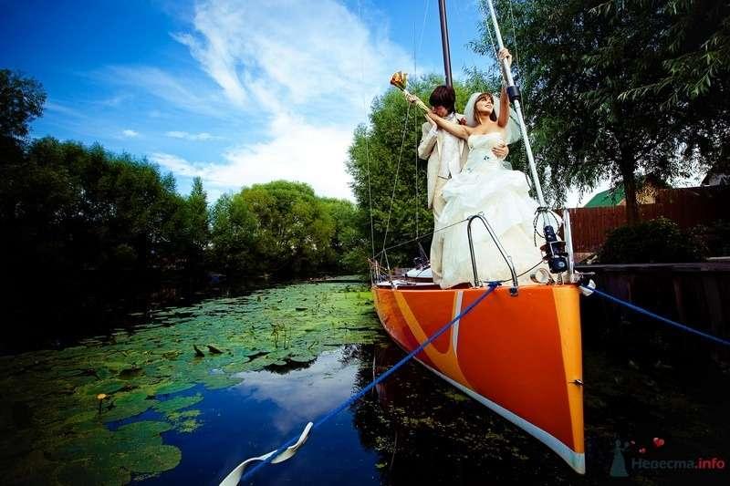 Фото 61918 в коллекции Моя оранжевая свадьба - yanechka