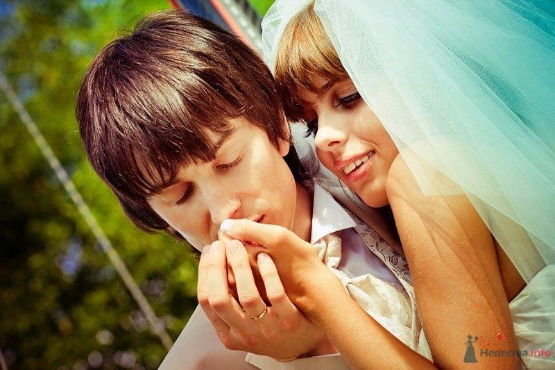 Фото 61920 в коллекции Моя оранжевая свадьба