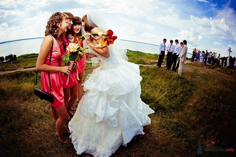 Фото 62123 в коллекции Моя оранжевая свадьба
