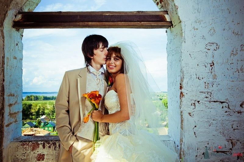Фото 62167 в коллекции Моя оранжевая свадьба