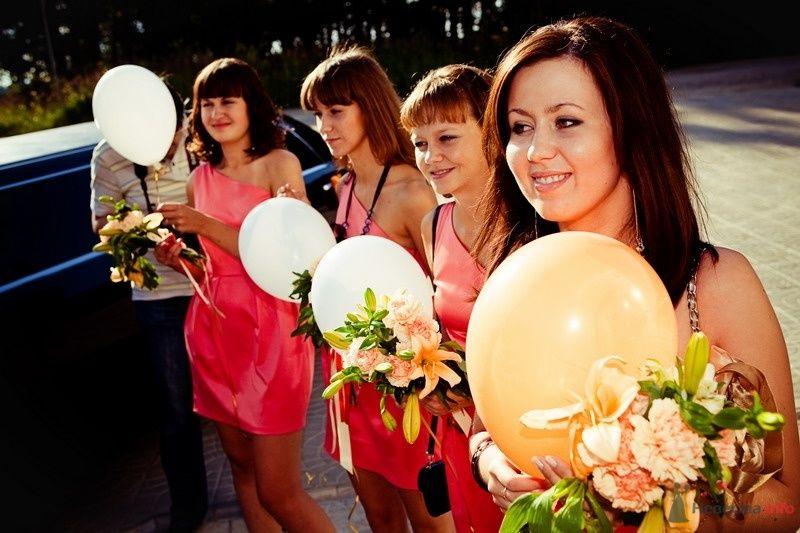 Фото 62456 в коллекции Моя оранжевая свадьба
