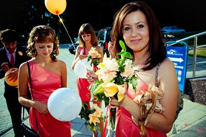 Фото 62461 в коллекции Моя оранжевая свадьба - yanechka