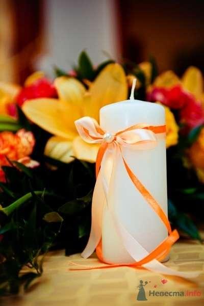 Фото 62472 в коллекции Моя оранжевая свадьба - yanechka