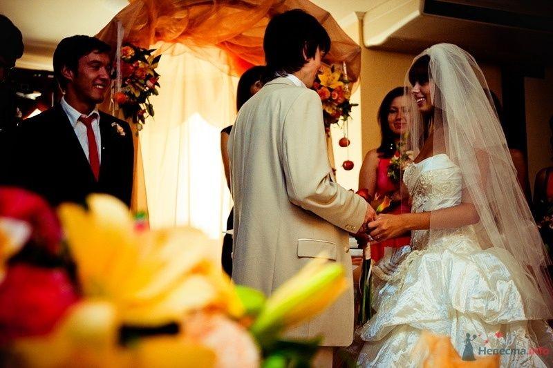 Фото 62483 в коллекции Моя оранжевая свадьба