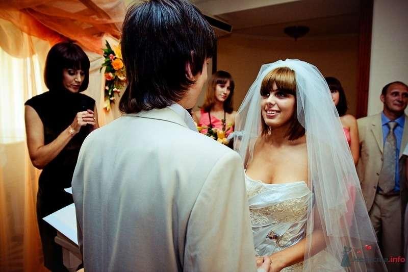 Фото 62490 в коллекции Моя оранжевая свадьба - yanechka