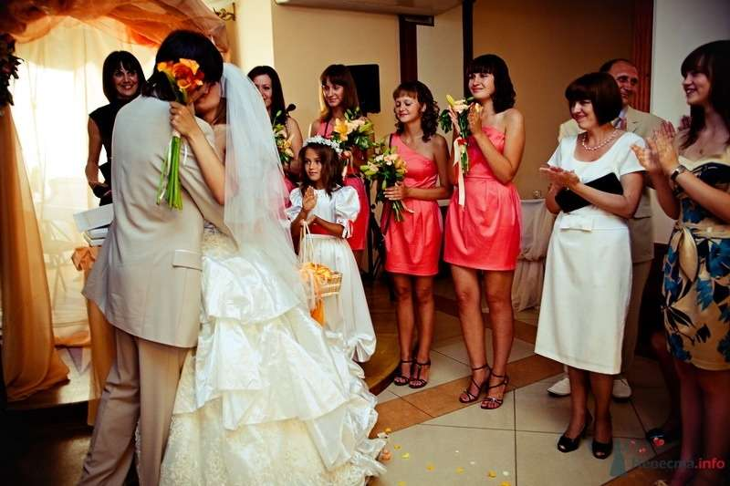 Фото 62496 в коллекции Моя оранжевая свадьба - yanechka