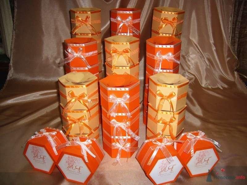 Фото 63164 в коллекции Моя оранжевая свадьба - yanechka