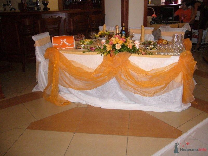 Фото 64501 в коллекции Моя оранжевая свадьба