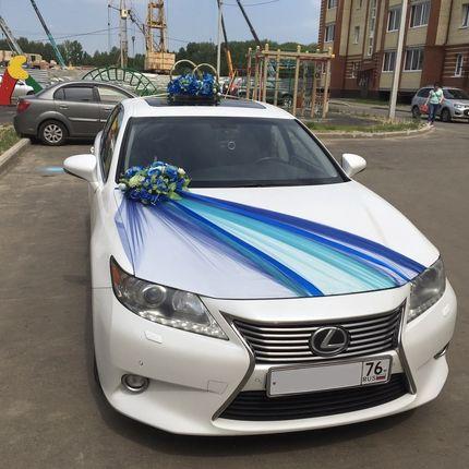 New Lexus ES в аренду
