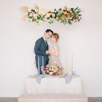 Свадьба для двоих - бюджетный и не менее красивый вариант
