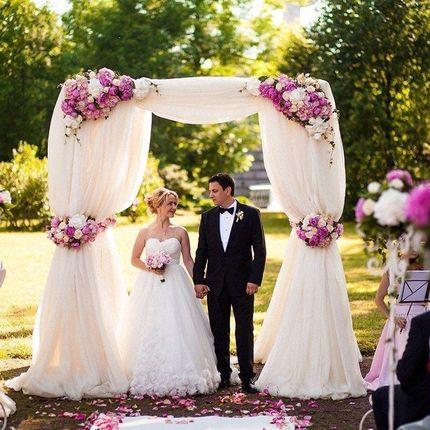 Аренда свадебной арки