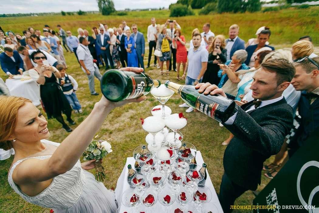 Фото 16836388 в коллекции Свадьбы - портфолио - Свадебный организатор Алёна Жлобо
