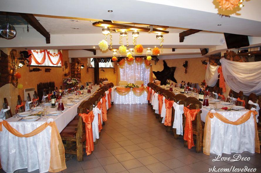 Фото 550958 в коллекции Оформление свадеб - Love Deco - Творческая мастерская праздника