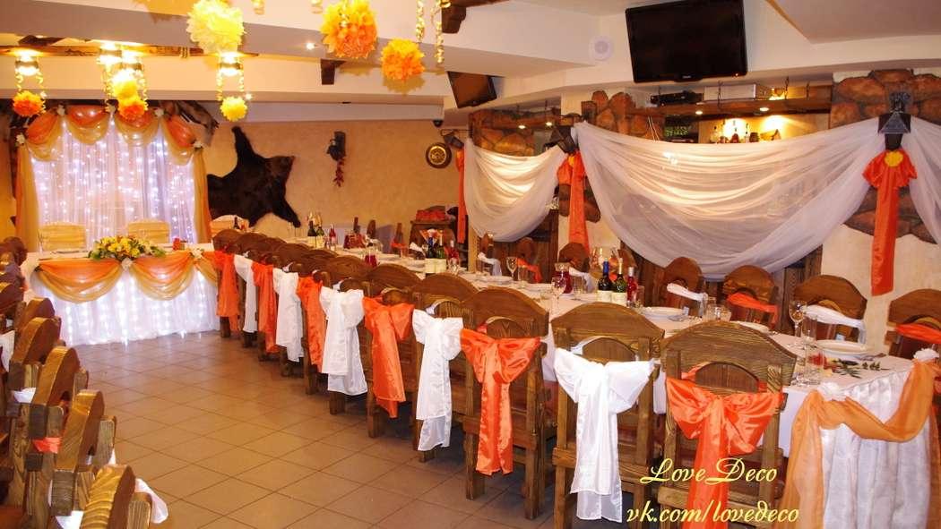 Фото 550964 в коллекции Оформление свадеб - Love Deco - Творческая мастерская праздника