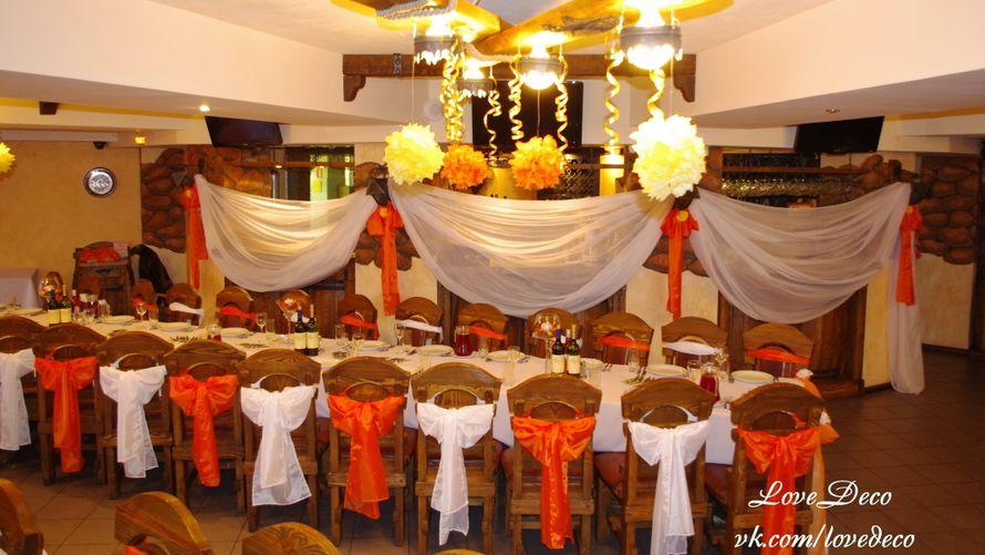 Фото 550965 в коллекции Оформление свадеб - Love Deco - Творческая мастерская праздника