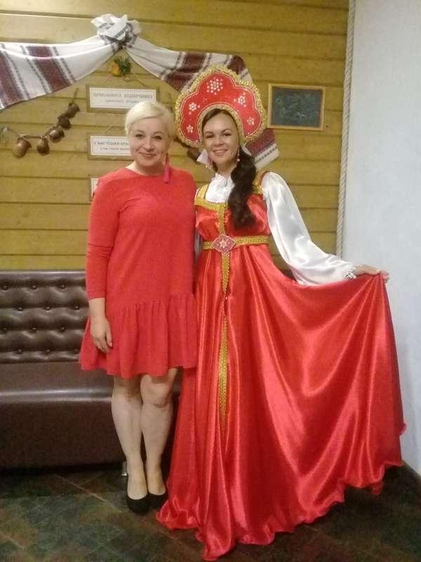 Фото 18257526 в коллекции Портфолио - Ведущая Ольга Малина
