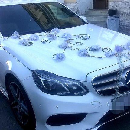Mercedes-Benz E-klasse в аренду